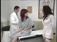 Nurse, Doctor & Patient 3-Some