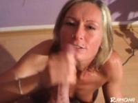 Milf Ramona allemande sexy Deluxe laits Cock