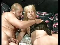 Mature Foursome BVR Party