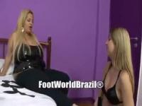 anzhela krestova foot feet worship licking and sniffing