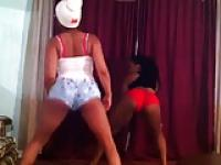 Myss Fantastic & Friend TWERK Session