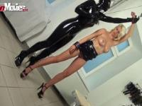 German Latex Fetish Babes