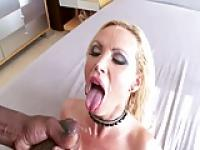 Amazing facial cumshot compilation with Nikki Benz