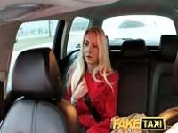 Stunning Czech girl fucks the taxidriver