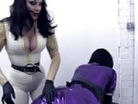 Mistress train her sissy