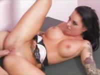 Christy Mack shows how much she loves cock