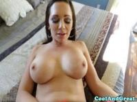 Bigtitted Destiny Dixon in Dessous Pov gebohrt