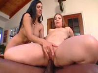 Olivia O'Lovely & Christina Diamonte