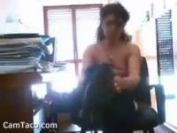Office Worker Fingered By Her Boss