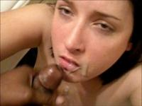 Teen girl with Blakkhamma takes a Nice Load