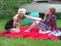 Every day Lesbian slave life 5
