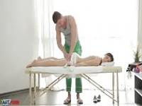 The rewarded masseur