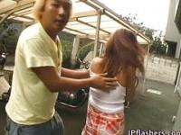 Misa Kurita Pretty Asian doll enjoys