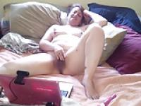wife masturbating on cam