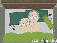 South Park-Hentai - Richard und Frau Garnison