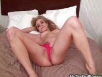 Cute fitness girl gets fucked hard