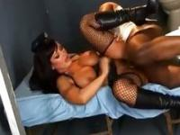 Lisa Ann Fucked hard in Jail