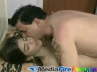 DESI STEPFATHER FUCKING HER DRUNK STEPDAUTHER IN HOTEL ROOM