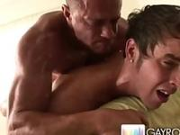 Anal Massage Session