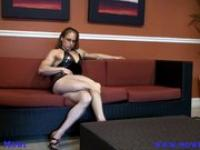 Monica Mowi 02 - Female Bodybuilder