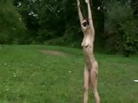 Lady Gaga gets naked