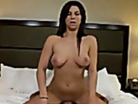 Perky Boob Girlfriend Fucked Evrywhere!