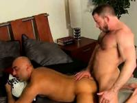 Brian Davilla gets fucked hard by a mature stud