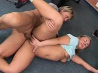 Sascha anal pulverized by fitness instructor