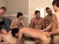 Gay movie Latin Teen Twink Sucks Cock for Cash