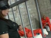 fri very good with 2 hot chicks in prison