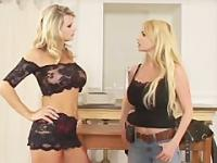 Catfight Club 2 Sc 4 - Carly Parker y Vicky Vette