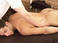 Adrian Kallas Massaged  Stroked and Penetrated