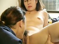 Cumming In Japan - Scene 1