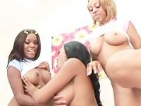 Chocolate Sorority Sistas Summer school - escena 4