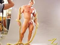Bodybuilder Muscle Solo 91
