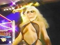 Sable At The 1997 WWF WWE Slammy Awards (Rare Footage)