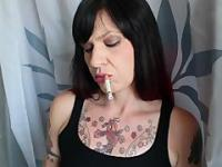 Smoking Video 009
