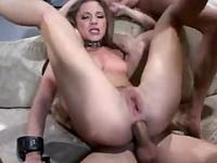 Hot Chic Gangbang