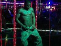 Mr. Seduction stripping