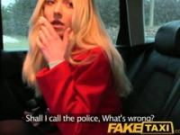 FakeTaxi Hot blonde Prague beauty knows what she wants