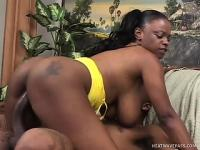 Lola Lane is a voluptuous caramel girl with a passion for black dick