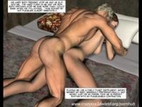 3D Comic: Shifter. Episodes 1-4