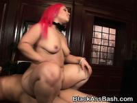 Black Girl With A Huge Booty Riding On Dick POV