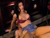 Sexy Slut Getting Fucked At The Bar