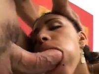 Latina From Brazil Loves To Get Anal