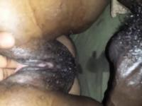 Dark Pussy Finger And Squirt Homemade