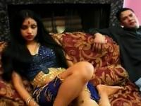 Skinny Indian Whore Getting Pounded