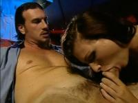Anal-Sex in Striptease-Bar