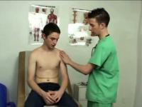 Hot twink My super-sexy youthful man of a patient was back f