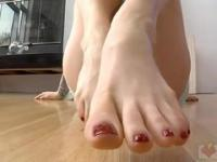 Beste foot tease